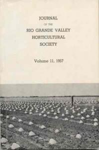 v11 1957 front cover