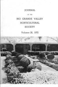 v26 1972 front cover