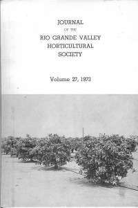 v27 1973 front cover