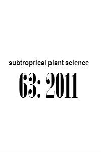 subtropical_plant_science_63_2011_Abstracts